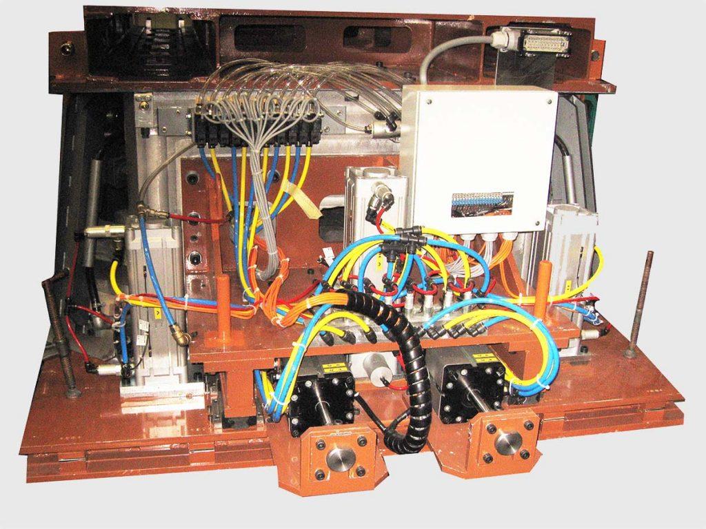 Câblage hydraulique