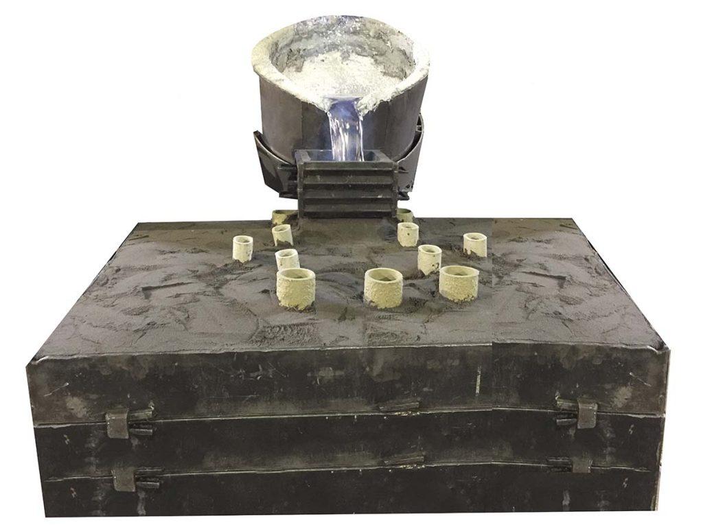 Fonderie aluminium